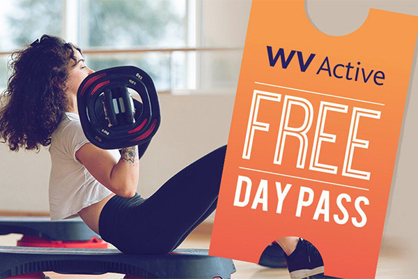 Sign up for a Free Day Pass